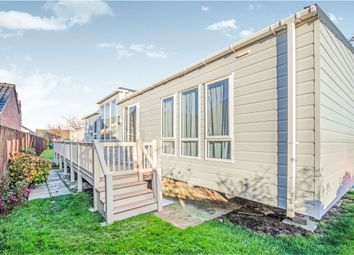 Thumbnail 2 bed mobile/park home for sale in California Cliffs, Scratby, Great Yarmouth