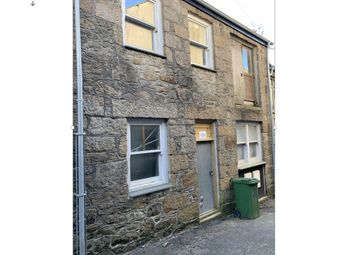 Thumbnail 2 bed terraced house for sale in Jacobs Lane, Penzance, Cornwall.