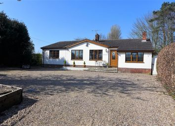 Thumbnail 5 bed detached bungalow for sale in Tattershall Road, Kirkby-On-Bain, Woodhall Spa
