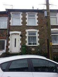 Thumbnail 2 bedroom terraced house for sale in Phillip Street, Graig, Pontypridd