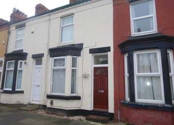2 bed terraced house to rent in Moorland Road, Tranmere, Birkenhead CH42