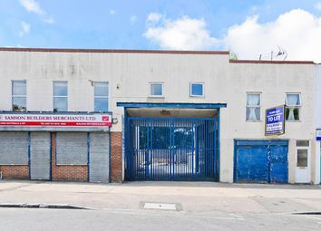 Thumbnail Commercial property to let in 16-18, Gibbon Road, London
