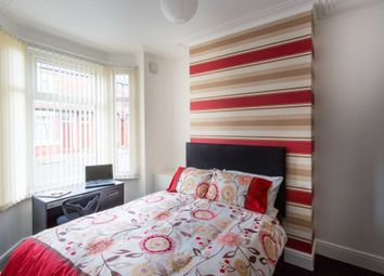 Thumbnail 4 bedroom shared accommodation to rent in Mildred Street, Salford