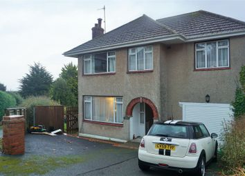 Thumbnail 4 bedroom detached house for sale in Hillside Close, Goodwick