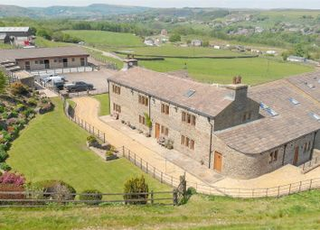 Thumbnail 5 bed semi-detached house for sale in Sheephouse Farm, Bacup, Rossendale, Lancashire