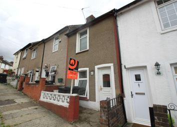 Thumbnail 2 bed terraced house to rent in Hamerton Road, Northfleet, Gravesend, Kent