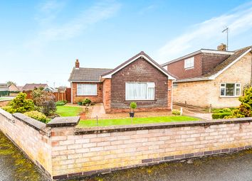 Thumbnail 2 bed detached bungalow for sale in Deerhurst Way, Eye, Peterborough