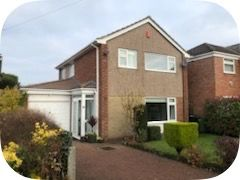 3 bed detached house for sale in Blackhurst Road, Lydiate, Liverpool L31
