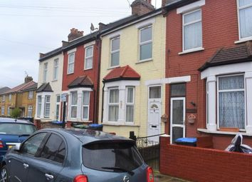 Thumbnail 3 bed terraced house for sale in Woolmer Road, London