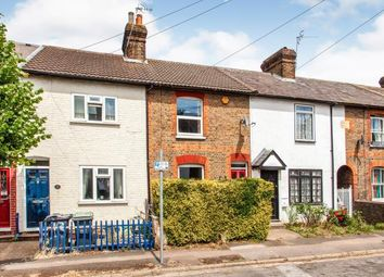 Thumbnail 3 bed terraced house for sale in Danvers Road, Tonbridge, Kent, .
