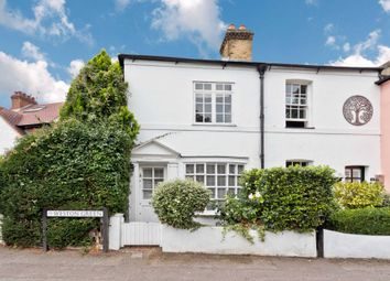 Thumbnail 2 bed cottage for sale in 3 Woods Cottages, Thames Ditton