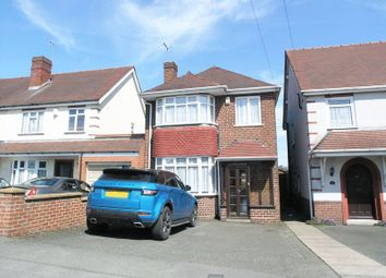 Thumbnail 3 bed detached house for sale in Dudley, Netherton, Cradley Road