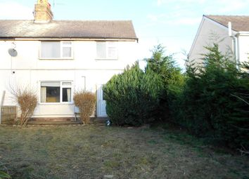 Thumbnail 3 bed semi-detached house for sale in Wrexham Road, Caergwrle, Wrexham