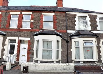 Thumbnail 5 bed terraced house to rent in Whitchurch Road, Gabalfa, Cardiff