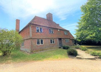 Thumbnail 4 bed detached house to rent in Bugglesden Road, St. Michaels, Tenterden