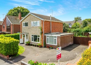 Thumbnail 3 bed detached house for sale in Hall Road, Uttoxeter