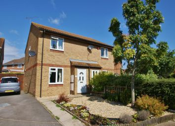 Thumbnail 2 bed semi-detached house for sale in Kibblewhite Close, Purton, Wiltshire