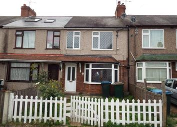 Thumbnail 3 bed terraced house for sale in Gospel Oak Road, Holbrooks, Coventry, West Midlands