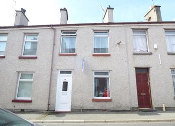 Thumbnail 2 bedroom terraced house for sale in Cybi Place, Holyhead, Sir Ynys Mon