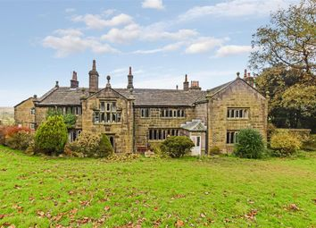 Thumbnail 4 bed country house for sale in Widdop Road, Heptonstall, Hebden Bridge