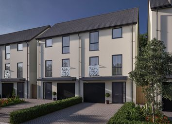 "Thumbnail 3 bedroom semi-detached house for sale in ""The Rozela"" at Marksbury Road, Bedminster, Bristol"