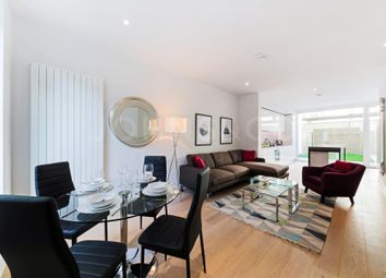 Thumbnail 3 bed town house for sale in Starboard Way, Royal Wharf Townhouse, London