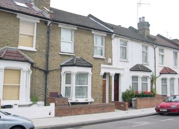 Thumbnail 3 bed flat to rent in Yeldham Road, London