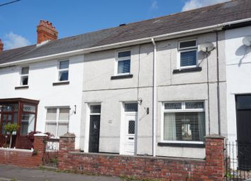 Thumbnail 3 bedroom terraced house for sale in South View, Gorseinon