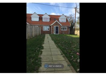 Thumbnail 3 bed semi-detached house to rent in Buxton Road, Norwich