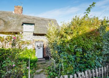 Thumbnail 2 bed cottage for sale in Haverhill Road, Horseheath, Cambridge