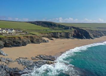 Thumbnail 4 bed detached house for sale in Porthleven, Helston, Cornwall