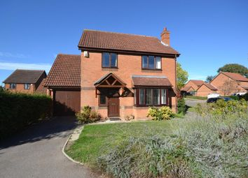 Thumbnail 4 bed detached house for sale in Brampton Court, Bradville, Milton Keynes, Buckinghamshire
