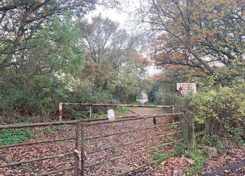 Thumbnail Land for sale in Whistley Mill Lane, Whistley Green, Reading