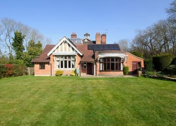 Thumbnail 4 bed detached house for sale in Glebe Lane, Sevenoaks