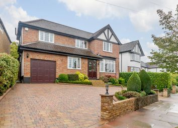 Cuckoo Hill Road, Pinner, Middlesex HA5. 5 bed detached house for sale
