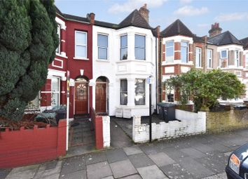 Thumbnail 3 bed terraced house for sale in Roseberry Gardens, Harringay, London