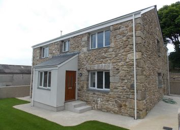 Thumbnail 4 bed detached house to rent in Trebowland Farm, Gwennap, Redruth, Conwall
