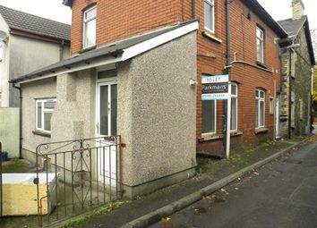 Thumbnail 1 bed flat to rent in Commercial Street, Risca, Newport