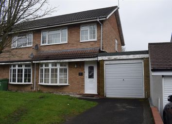 Thumbnail 3 bed semi-detached house to rent in Sandon Road, Pedmore Hill, Wollescote