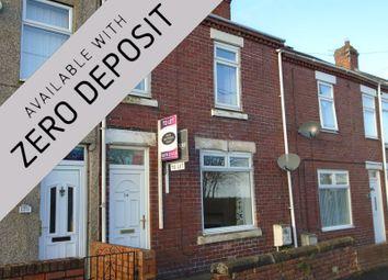 3 bed terraced house to rent in Thornley Terrace, Bedlington NE22