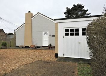 Thumbnail 3 bed detached bungalow for sale in Marham Road, Fincham, King's Lynn