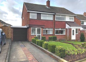 Thumbnail 3 bed semi-detached house for sale in Kingsway, Springfield, Darlington