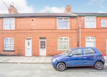 Thumbnail 3 bedroom terraced house for sale in Newton Road, Hoylake, Wirral