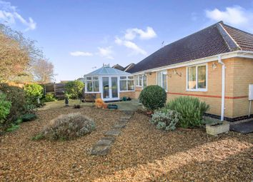 Thumbnail 3 bedroom detached bungalow for sale in Church View, Northborough, Peterborough
