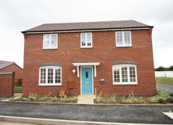 Thumbnail 4 bed detached house for sale in Ashby Road, Ibstock