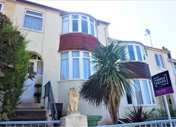 3 bed terraced house for sale in Florida Road, Torquay TQ1