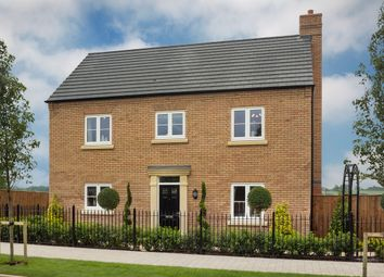 Thumbnail 4 bed detached house for sale in Brindle Avenue, Coventry