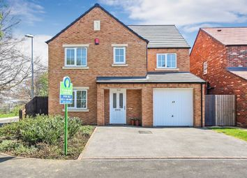 Thumbnail 4 bedroom detached house for sale in Spruce Garth, Leeds