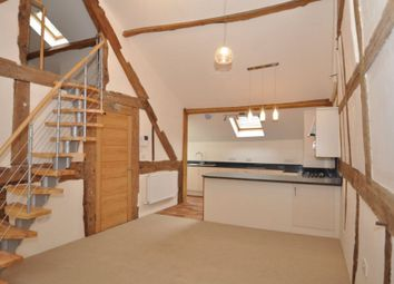 Thumbnail 2 bed flat to rent in High Street, Ross-On-Wye