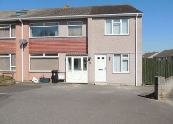 Thumbnail 2 bed end terrace house to rent in Heath Rise, Warmley, Bristol